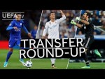 RONALDO, BUFFON, MAHREZ: Check out some of the biggest confirmed SUMMER TRANSFERS in Europe!