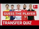 The Bundesliga Transfer Quiz Volume 2 - The Solution