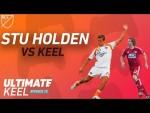 Can Keel beat a former pro gamer? Stephen v Stu in FIFA 18