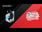 HIGHLIGHTS: Minnesota United FC vs. New England Revolution | July 18, 2018