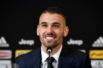 Serie A                    JUVENSTUS: SPINAZZOLA PRESS CONFERENCE