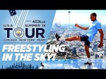 103 STORIES HIGH! | Freestyling in the Sky | US Tour 2018 | Chicago
