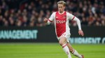 Barcelona told Ajax's Frenkie de Jong will not leave this summer