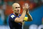 Lazio look at ageing Robben to replace Felipe Anderson