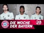 Die Woche der Bayern: Das neue Auswärtstrikot & Vorbereitung auf PSG | Ausgabe 20