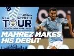 Man City 0-1 Dortmund | Mahrez reacts to defeat | US Tour 2018