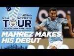 Man City 0-1 Dortmund | Mahrez reacts to defeat | US Tour 2018