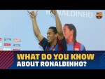 15 years since Ronaldinho's presentation as a Barça player
