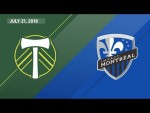 HIGHLIGHTS: Portland Timbers vs. Montreal Impact | July 21, 2018