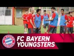 A Taste of First-Team Life for Bayern Youngsters