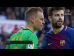 TOP Paradas FC Barcelona LaLiga Santander 2017/2018