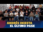 The Final Act: Andrés Iniesta farewell video