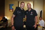 Serie A                    THE ROSSONERI DEPART TO LOS ANGELES