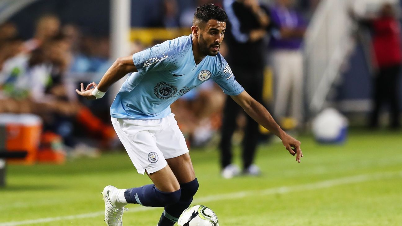 Manchester City's Riyad Mahrez rejected other clubs to join team - Ghanasoccernet News