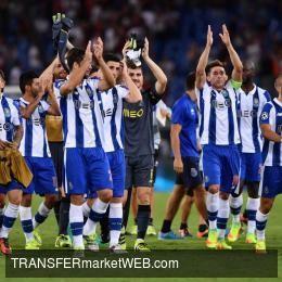 OFFICIAL - Porto sign EDER MILITAO