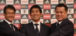 Moriyasu to coach Japan