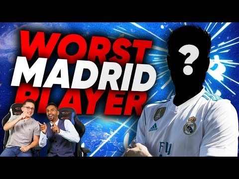 The WORST Real Madrid Player Ever Was...   BOBBY SEAGULL vs CHRIS HAMILL   #SWTheChampions2