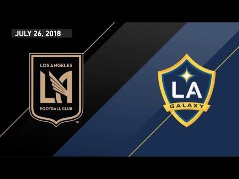 HIGHLIGHTS: Los Angeles Football Club vs. LA Galaxy | July 26, 2018