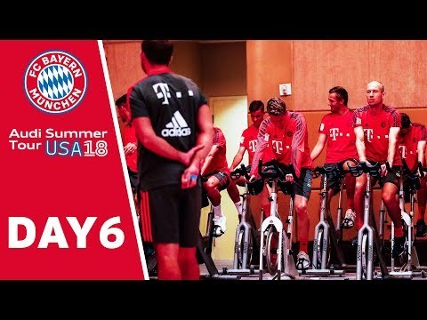 Bayern wrap up the Audi Summer Tour 2018 | USA - Day 6