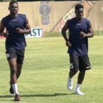 Cobbina, Atinga begin training with Albanian side KF Tirana