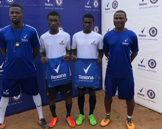 Volta, Eastern regions show off impressive skills in Rexona \'Be the next Champion\' finals