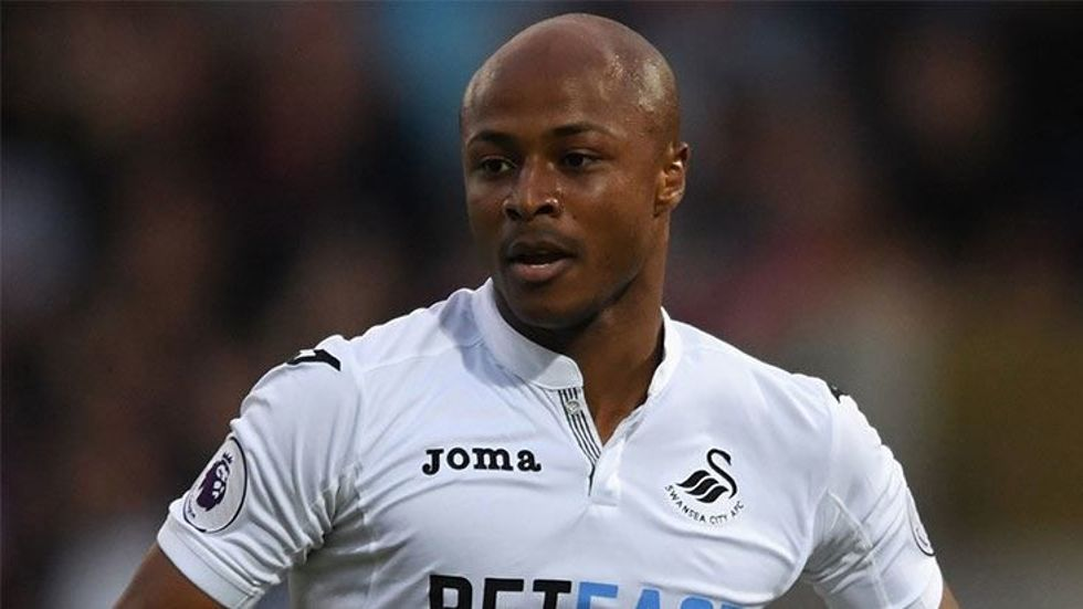 EXCLUSIVE: Andre Ayew close to Fenerbache move