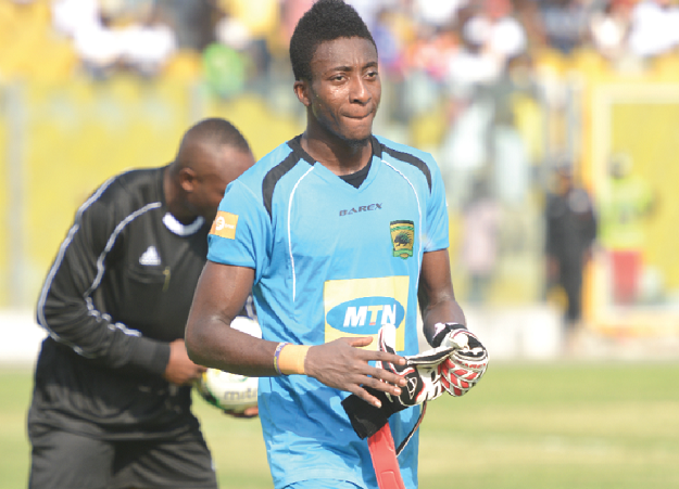 Coach Michael Osei backs Felix Annan to become Black Stars No.1