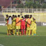Ashantigold beat Techiman XI Wonders in friendly match