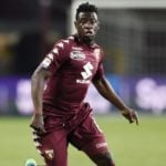 Promoted Serie A side Empoli eye move for Torino star midfielder Afriyie Acquah