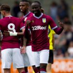 VIDEO: Albert Adomah on target as Aston Villa thrash Burton Albion in friendly