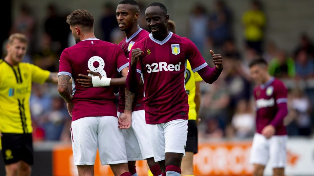Ghana winger Albert Adomah to work under Smith, Terry at Aston Villa