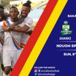 Elmina Sharks host Hearts of Oak on Sunday in Bakatue Cup friendly