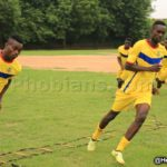 Hearts of Oak midfielder Camara Nguessen wants the club to be ready when the league resumes