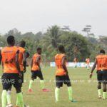 Ghana Premier League side Dreams FC resumes training