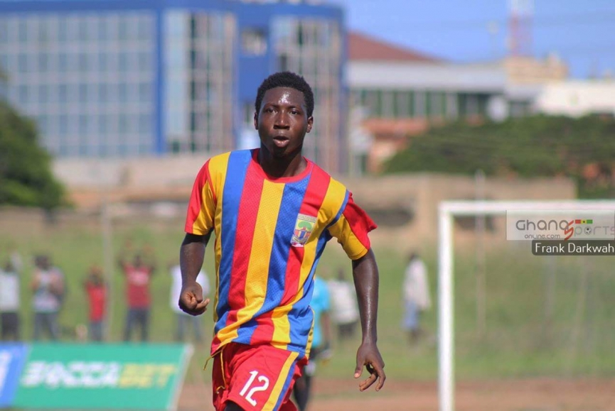 VIDEO: Black Meteors duo Dankyi & Ayi wish Hearts of Oak happy birthday from U-23 AFCON camping base