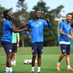 VIDEO: Asamoah Gyan finishes off Bernard Mensah's perfect assist to help Kayserispor win pre-season friendly