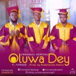 """Ghana forward Emmanuel Boateng set to release debut song """"Oluwa Dey"""""""