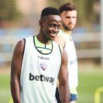 Emmanuel Boateng finally joins Levante preseason training