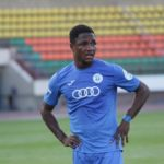 Ghanaian forward Joel Fameye to work with Diego Maradona at Dinamo Brest