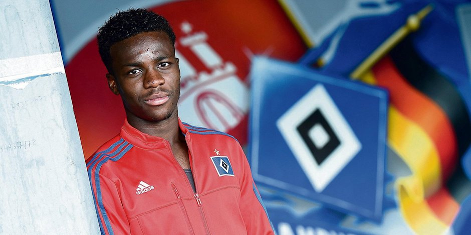Hamburg defender Gideon Jung set to play first match of the season after injury recovery