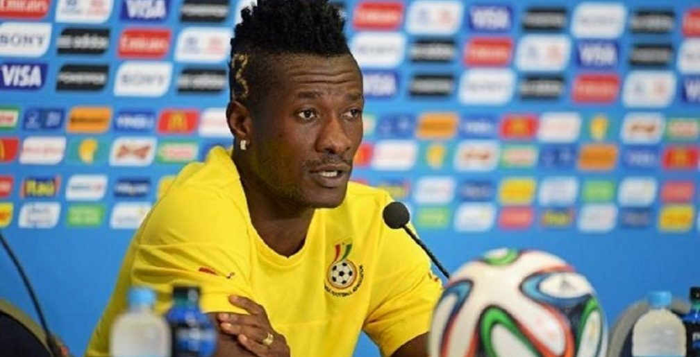 Asamoah Gyan unfazed over media criticism of his form, focused on excelling for Ghana