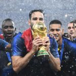 Defender Adil Rami hails diversity in France players' origins after World Cup win