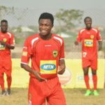 Kotoko star Emmanuel Gyamf signs two-year contract extension at club