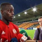VIDEO: CSKA Sofia forward Edwin Gyasi speaks on side's win over Riga FC in Europa playoff