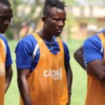 Tema based club Inter Allies resumes training after 21 days break