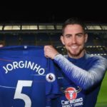 New Chelsea signing Jorginho reveals reason for picking Michael Essien's number 5 jersey