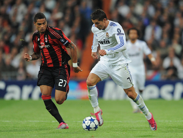 Kevin Prince Boateng welcomes Cristiano Ronaldo to the Italian league with a friendly tweet