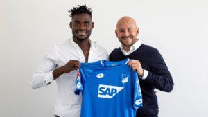 Ghana's Kassim Nuhu impresses for TSG Hoffenheim in pre-season friendly win over Chievo Verona