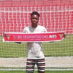 Right to Dream graduate Kelvin Owusu signs for Portuguese Liga side Desportivo Aves