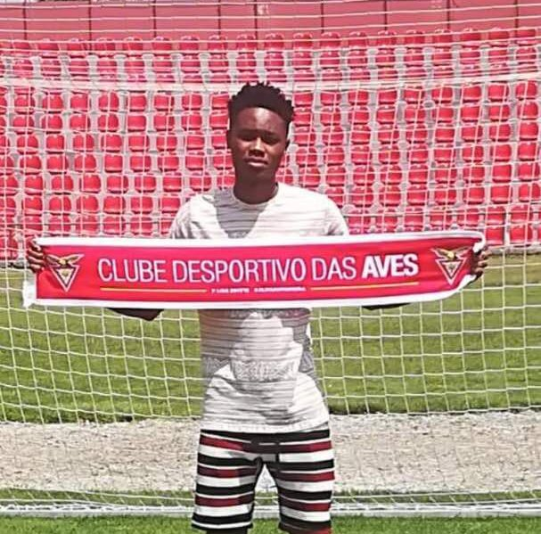 Right to Dream graduate Kelvin Owusu signs for Portuguese Liga side Desportivo Aves